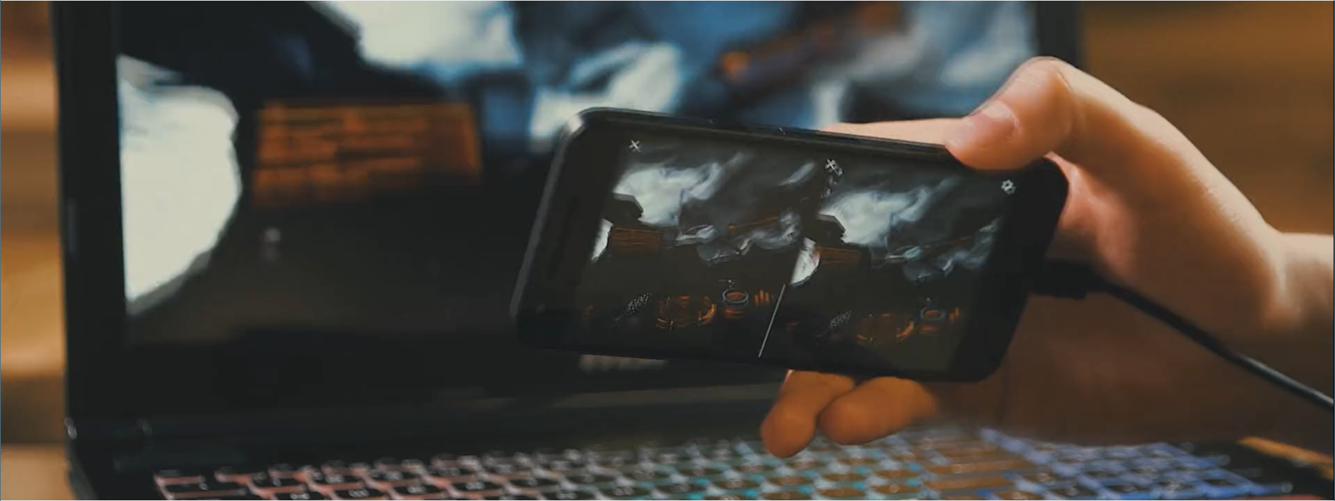 37e2271367c7 VRidge - Play PC VR on your Cardboard